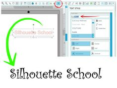 Preview All Fonts in Silhouette Studio Easily, Quickly and for Free ~ Silhouette School