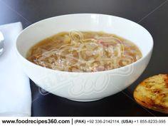 Italian Onion Soup http://www.foodrecipes360.com/italian-onion-soup/