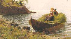 Hans Dahl (1849 – 1937) – Pintor Norueguês_23