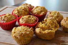 herzhafte Muffins, Fingerfood für Babyhände, Kinder, Kleinkind, Rezept, Gemüsemuffin, Gemüse, Käse, gesunde Ernährung