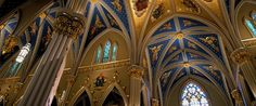 Basilica of the Sacred Heart // Campus Tour // University of Notre Dame, IN, USA