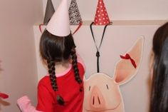 Pin the Ears on Olivia