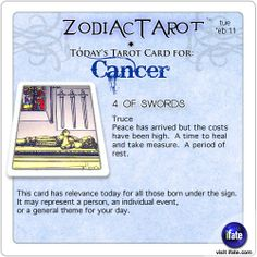 3149 Best ZodiacTarot from iFate - Where your Horoscope is a