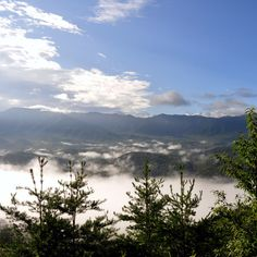 The Great Smoky Mountains will always be calling our name!