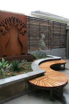 Stunning Bamboo Fence Decor Ideas You Can Add For Your Home lmolnar is part of Garden seating Stunning Bamboo Fence Decor Ideas You Can Add For Your Home Home Design lmolnar Best Design -