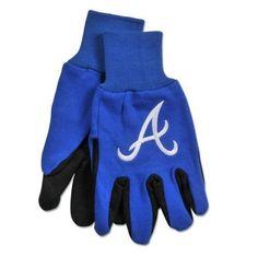 MLB Atlanta Braves Utility Gloves – 460 Sports