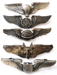 Ww Ii Army Air Force Gunners Ring