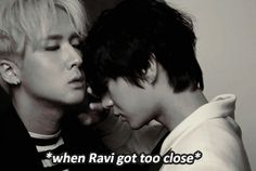 Lost In The Storm (VIXX Leo X Ravi) - Chapter Five ~ #wattpad #fanfiction