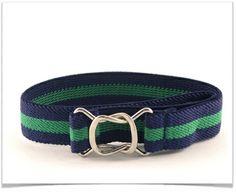 Woo hoo! An old school stretchy belt.