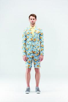 Original Penguin's Spring 2014 Menswear Lookbook