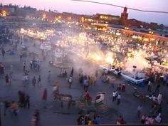 Marrakech market at night - the most amazing thing I've ever seen! I Want To Travel, Best Places To Travel, The Places Youll Go, Places Ive Been, Places To Go, Cities, Desert Tour, Marrakech Morocco, Beautiful Sites