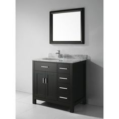 Studio Bathe Kalize 36 Vanity with Mirror. $1,299.99