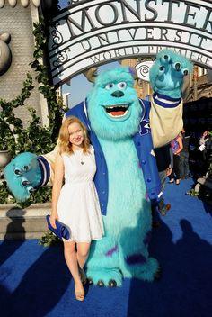 Dove Cameron - Monsters University Premiere in LA