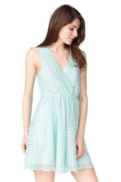 Summer Dress ✿ Molly Bracken ✿ Green ✿ Blue ✿ #Summer