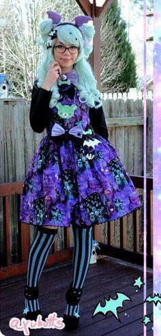 ... dresses on Pinterest | Sweet Lolita, Black Corset Dress and Goth Dress