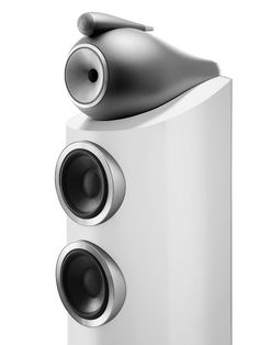 Mono and Stereo High-End Audio Magazine: Bowers & Wilkins 800 D3 Diamond series speakers NEW