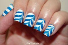 ErinZi's Nails #nail #nails #nailart