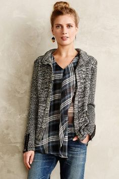Newry Knit Blazer - anthropologie.com