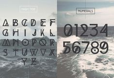 The only thing we love more than a good font, is a good free font. So we've combed the Web for some of our favorite free fonts, and gathered them here in a si