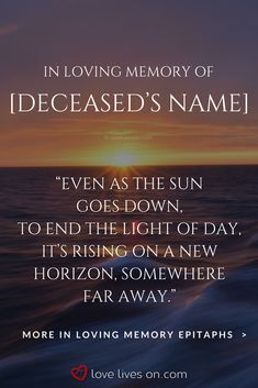 27 Best Memorial Quotes For Mom Images Thinking About You