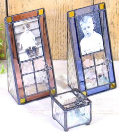 Stained Glass Picture Frame | Stained glass picture frames video