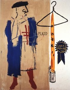 Fly Paper, 1982 Jean-Michel BasquiatMore Pins Like This At FOSTER-GINGER @ Pinterest