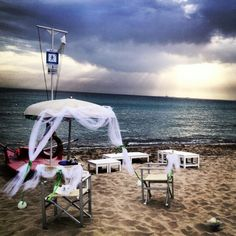 Gallipoli Lido bichini Beach