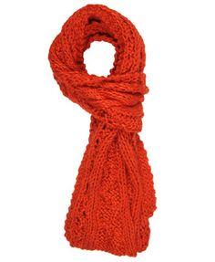cute knit scarf