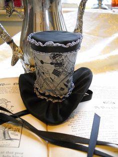 Neo Victorian Top hat