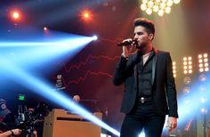 Adam Lambert Photos - Queen + Adam Lambert for iHeartRadio Live - Zimbio