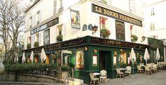 La Bonne franquette - Restaurant typique Montmartre