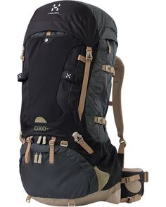 Haglöfs / OXO 60 best backpack out there!