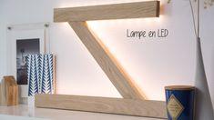 Lumière indirecte et déco zen et naturelle : grâce à cette lampe LED à fabriquer vous-même !