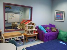 Play Therapy Room Will Help Hurting Kids Heal | Patch