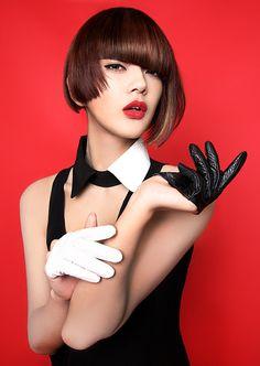 「JHA」Japan Hairdressing Awards ゲスト審査員賞 鈴木 勘允 (UNDERGROUND) ©IZANAGI