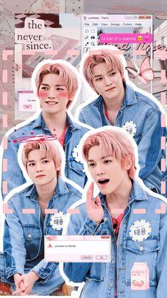 Lee Taeyong, Wallpapers Kpop, K Wallpaper, Weekly Idol, Nct 127, Jung Jaehyun, K Idol, Young Boys, Loving U