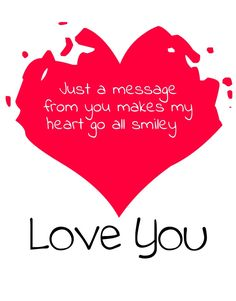 good love quote and message for her and him