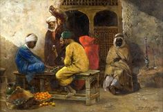 images of arab paintings | Add to my collection