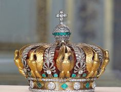 Empress Eugénie's Crown (France)