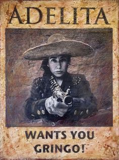 Adelita: Women Soldiers of the Mexican Revolution — Gallery 901