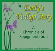 emilys-vitiligo,books to help heal vitiligo… – Vitiligo Treatment Skin Treatments, Asthma, What Is Vitiligo, Psoriasis Symptoms, Info Board, Thing 1, I Got You, Top
