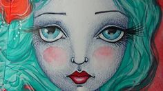 Original pinner sez: My art journal 2015