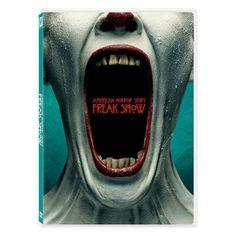 American Horror Story Season 4 - Freak Show DVD Box Set