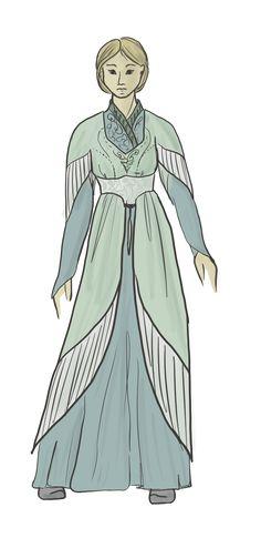 Ermelyns Creatures: Kostümdesign für Fantasykulturen II