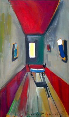 Diego Manuel Rodriguez - Small hallway