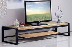 Resultado de imagen para muebles de hierro y madera