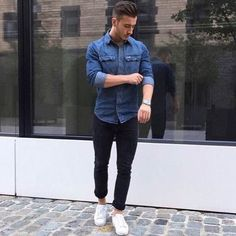 Denim upcoming again? #instacool #instafollow #awesome #instagood #style #bestoftheday #follow #photooftheday #instadaily #followme #instalike #instafashion #style #menfashion #look #outfit #ootd #denim #jeans #boy #fashion #mode #whatiwore #wiw #fashionblogger #picoftheday