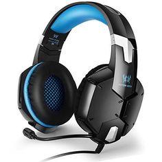 Oferta: 19.99€ Dto: -58%. Comprar Ofertas de EasySMX [PS4 Auriculares Gaming Headset] Ofertas G1200 Auriculares Estéreo para PS4/ PC/ Laptop/ Móvil/ Pad-con Micrófono Aju barato. ¡Mira las ofertas!