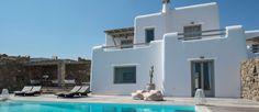 Today we are glad to present Poseidon One. This is located on the side of a three property complex on the Southeastern area of Mykonos within a short distance of Kalafatis Beach and Agia Anna with its marvelous bay and turquoise waters. Wish to depart ?? Look here.. http://www.mykonosvillas.com/our-villas/poseidon-one