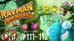 rayman adventures walkthrough android (adventures 111-112)